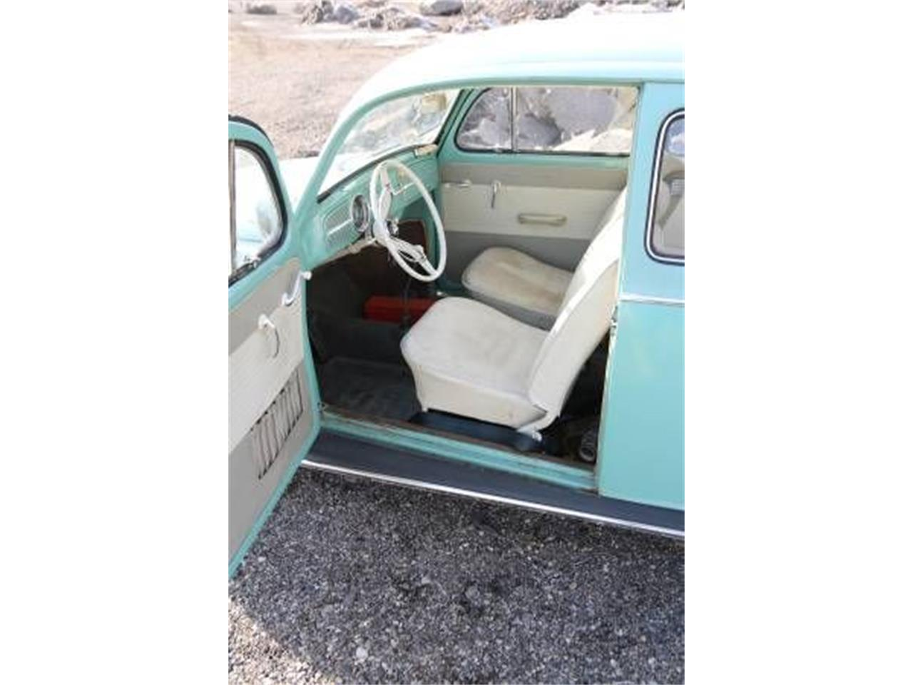 1962 Volkswagen Beetle (CC-1124367) for sale in Cadillac, Michigan