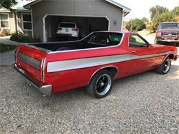 1976 Ford Ranchero (CC-1124386) for sale in Cadillac, Michigan