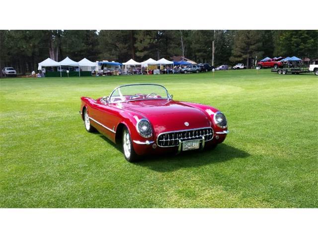 1954 Chevrolet Corvette (CC-1124388) for sale in Cadillac, Michigan