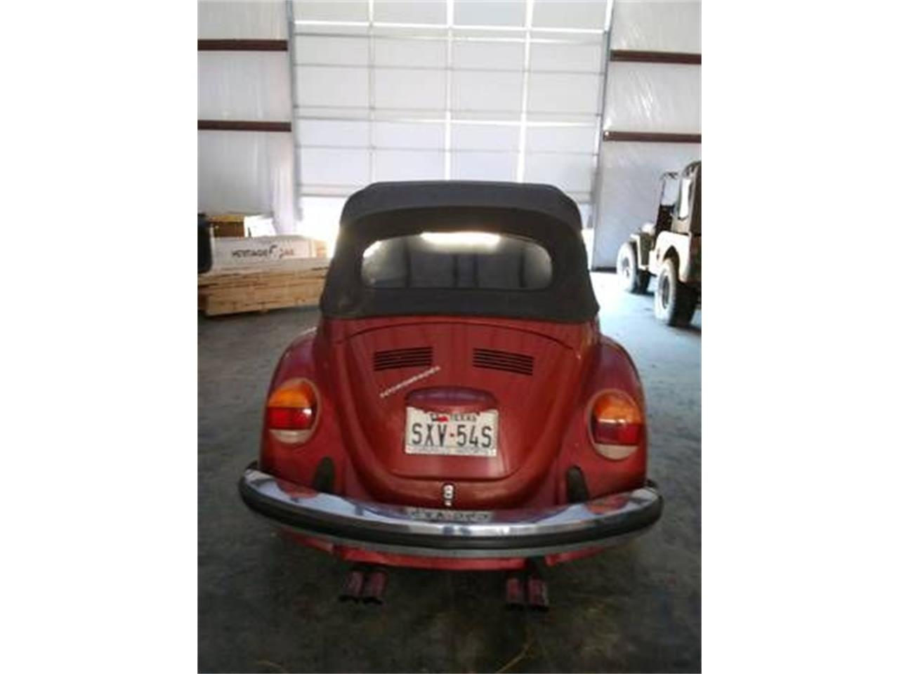 1975 Volkswagen Beetle (CC-1124392) for sale in Cadillac, Michigan