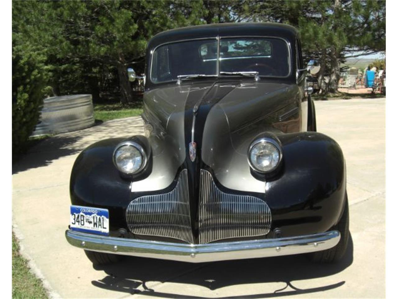 1939 Buick Street Rod (CC-1124408) for sale in Cadillac, Michigan