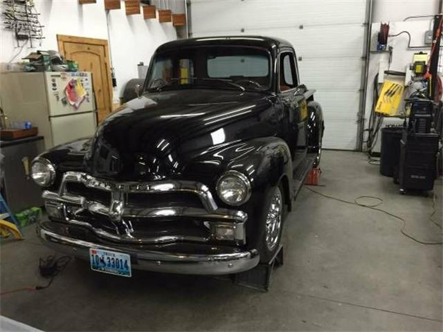 1954 Chevrolet Pickup (CC-1124414) for sale in Cadillac, Michigan