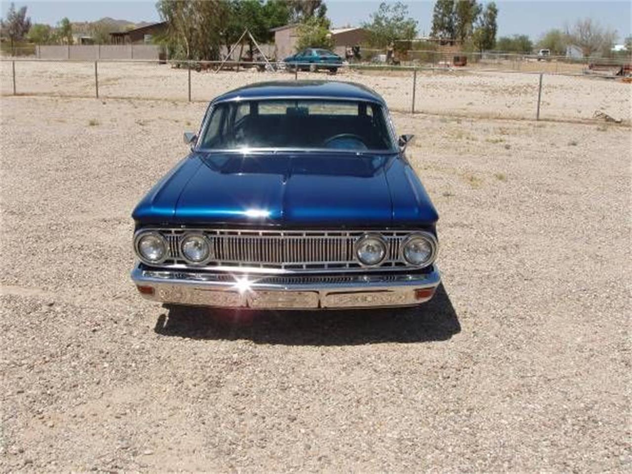 1962 Mercury Comet (CC-1124424) for sale in Cadillac, Michigan