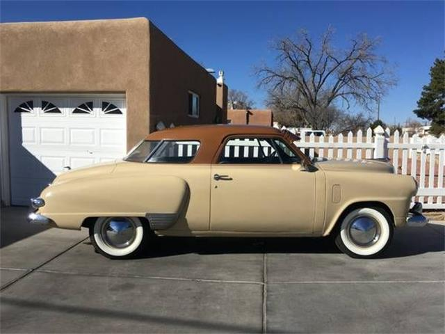 1949 Studebaker Champion (CC-1124430) for sale in Cadillac, Michigan