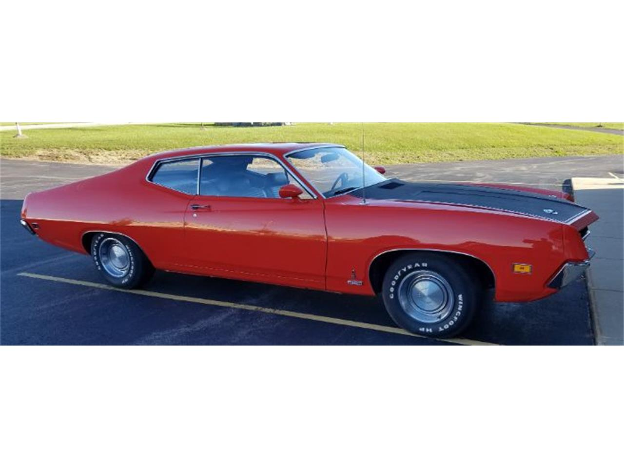 1970 Ford Torino (CC-1124450) for sale in Cadillac, Michigan