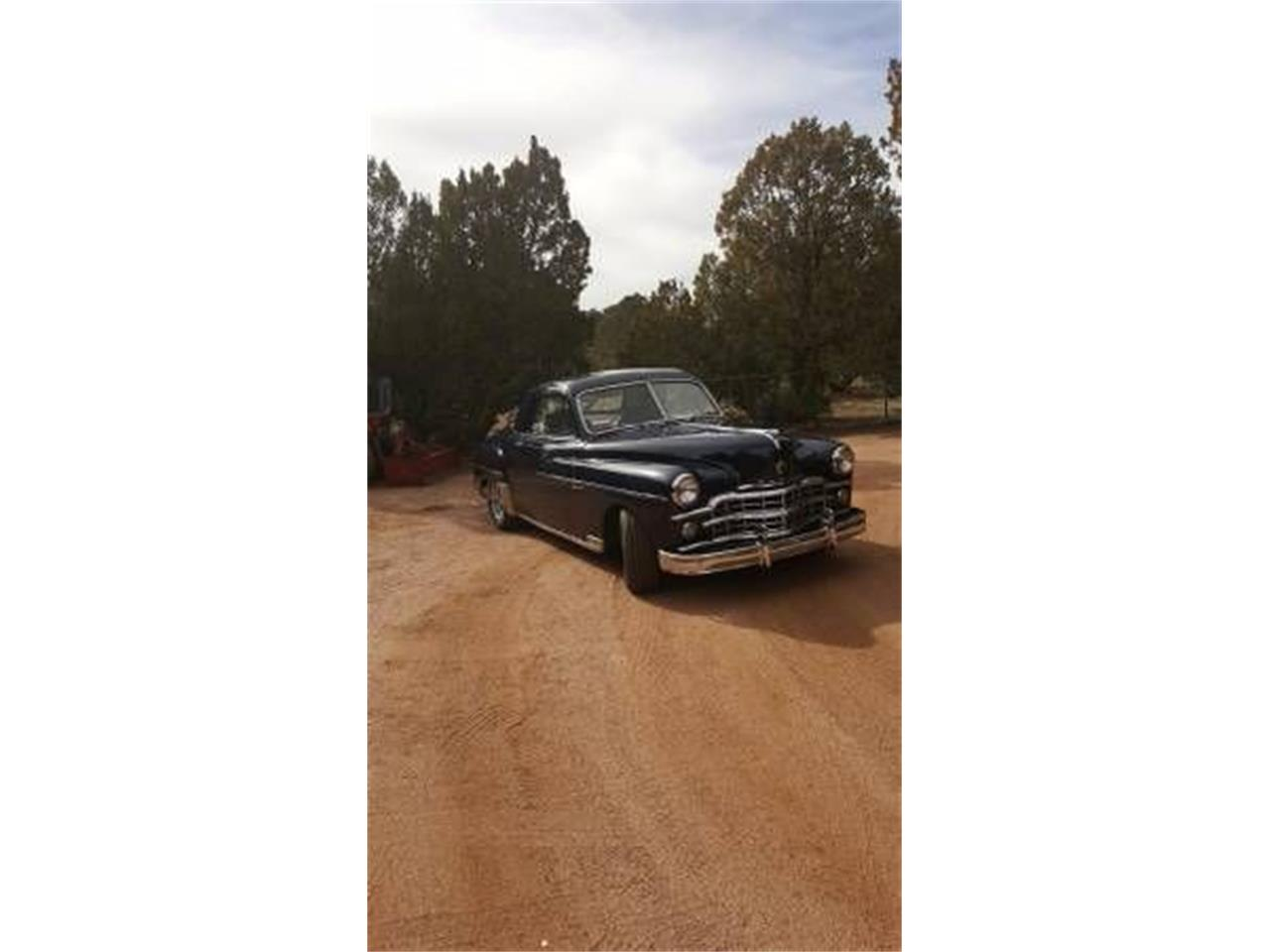 1949 Dodge Business Coupe (CC-1124454) for sale in Cadillac, Michigan