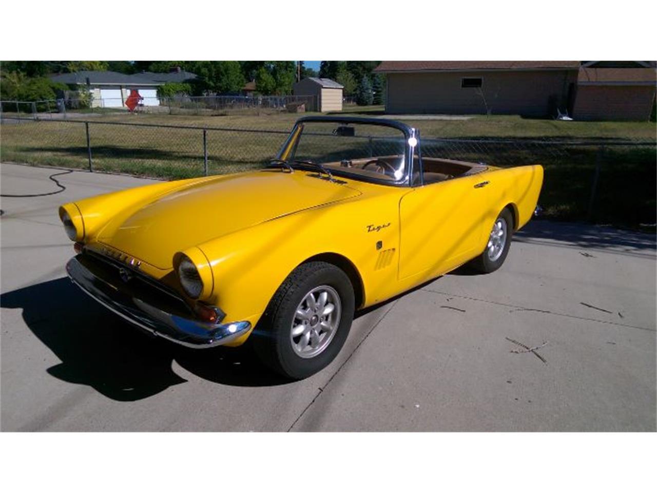 1966 Sunbeam Tiger (CC-1120447) for sale in Cadillac, Michigan