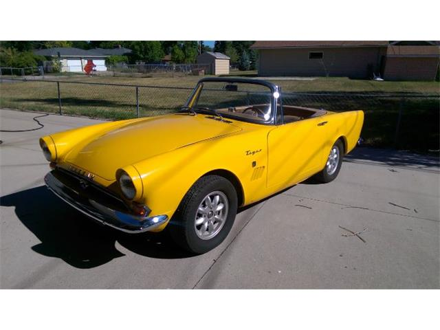 1966 Sunbeam Tiger (CC-1120447) for sale in Cadillac, Michigan