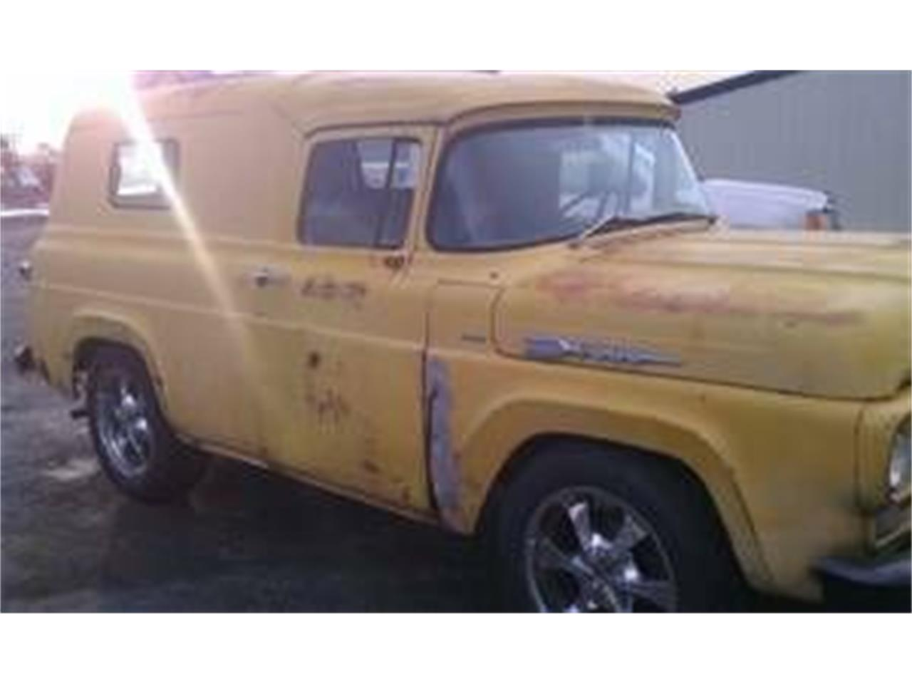 1960 Ford Panel Truck (CC-1124476) for sale in Cadillac, Michigan