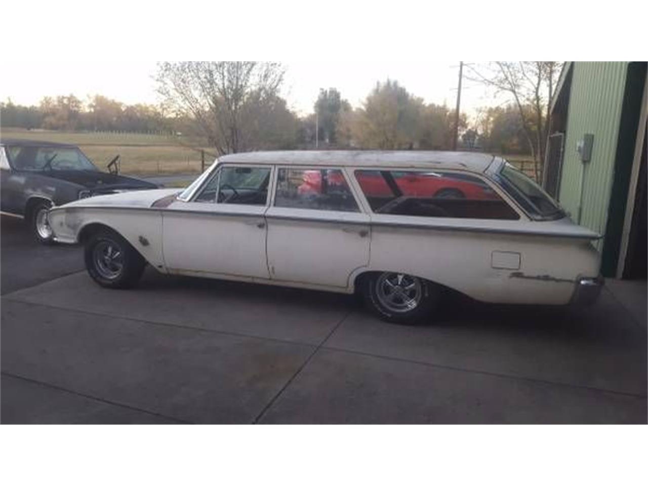 1960 Ford Ranch Wagon (CC-1124477) for sale in Cadillac, Michigan