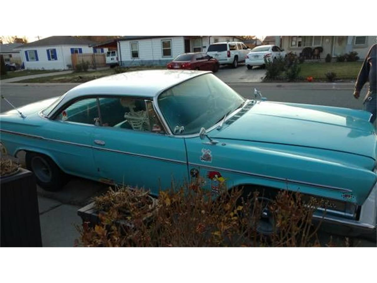 1962 Chrysler Newport (CC-1124484) for sale in Cadillac, Michigan