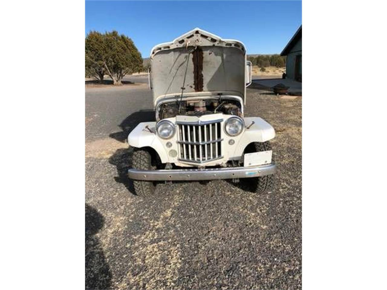 1962 Jeep Willys (CC-1124485) for sale in Cadillac, Michigan