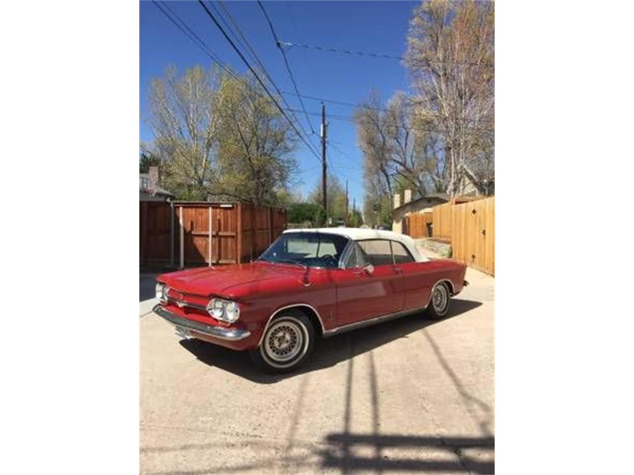 1964 Chevrolet Corvair (CC-1124489) for sale in Cadillac, Michigan