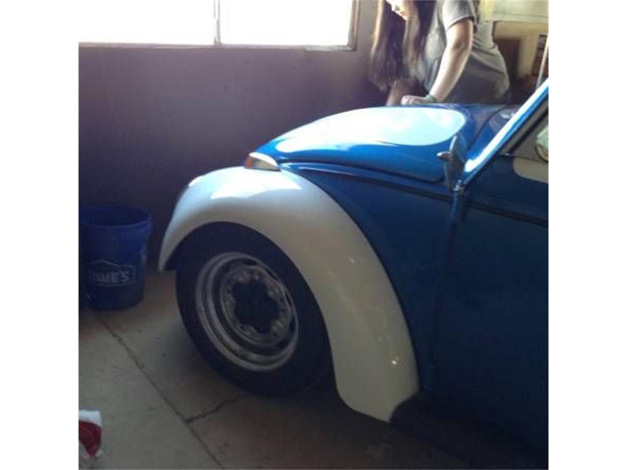1963 Volkswagen Beetle (CC-1124512) for sale in Cadillac, Michigan