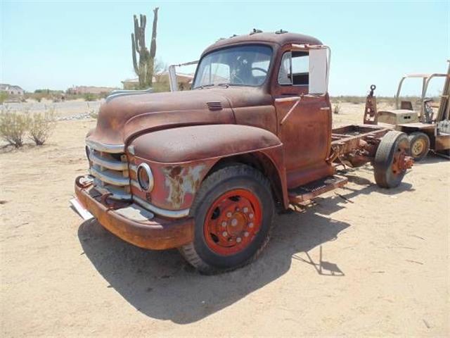1950 Diamond T Pickup (CC-1124515) for sale in Cadillac, Michigan