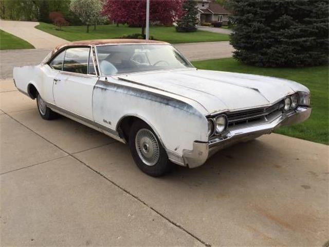 1966 Oldsmobile Delta 88 (CC-1120452) for sale in Cadillac, Michigan