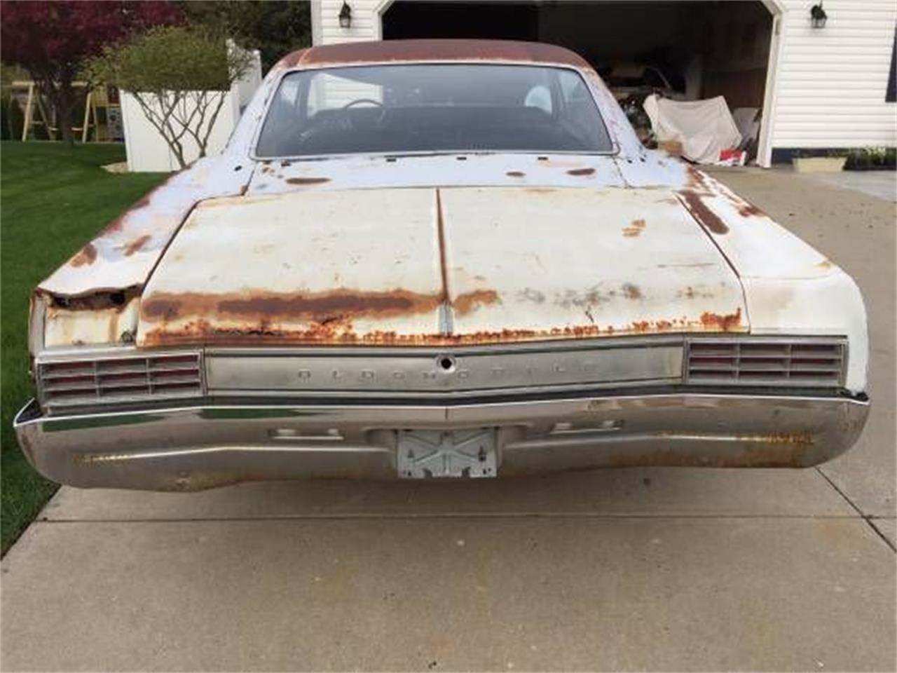 1966 Oldsmobile Delta 88 (CC-1120452) for sale in Cadillac, Michigan