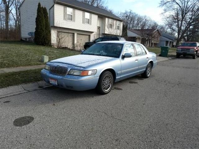 1998 Mercury Grand Marquis (CC-1124548) for sale in Cadillac, Michigan