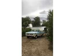 1972 Ford F100 (CC-1124552) for sale in Cadillac, Michigan