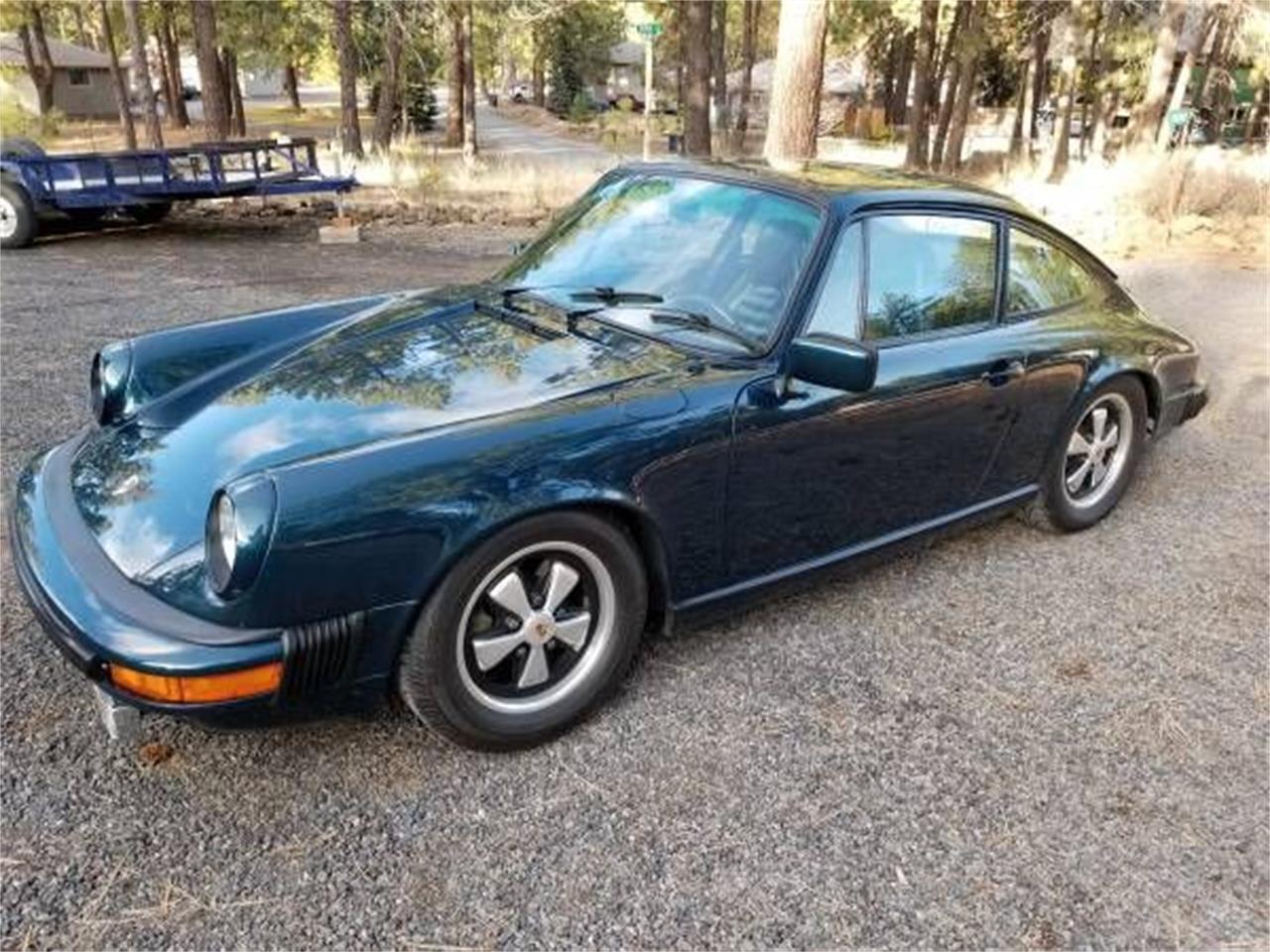 1974 Porsche 911 (CC-1124559) for sale in Cadillac, Michigan