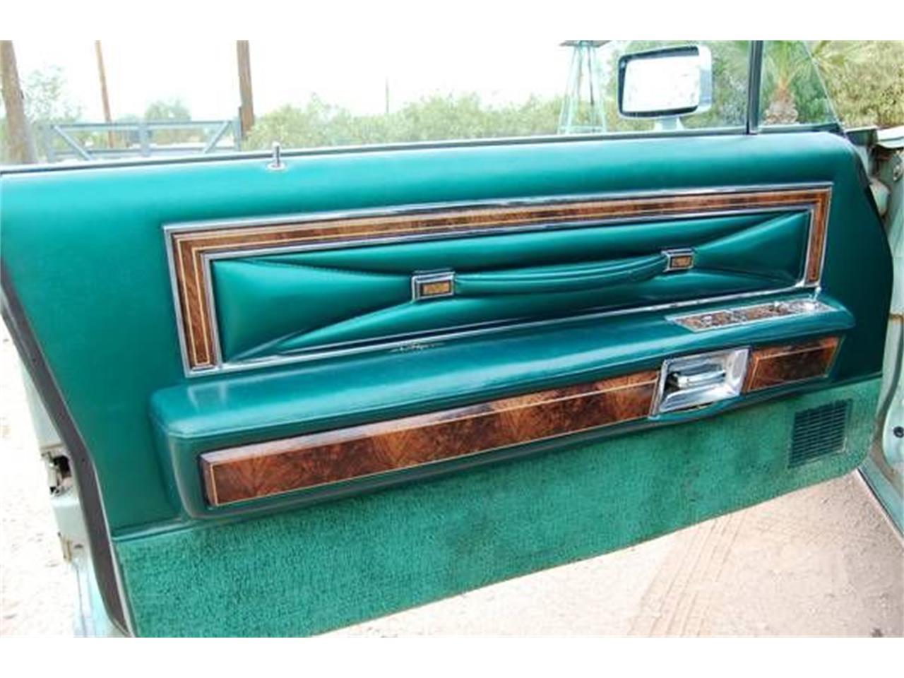 1978 Lincoln Continental (CC-1124583) for sale in Cadillac, Michigan