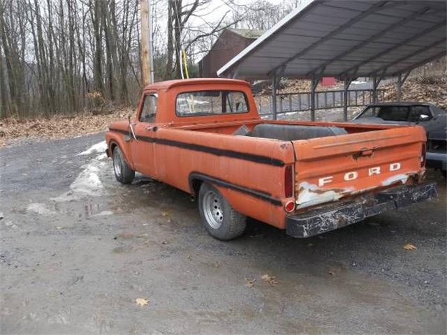 1966 Ford F100 (CC-1124587) for sale in Cadillac, Michigan