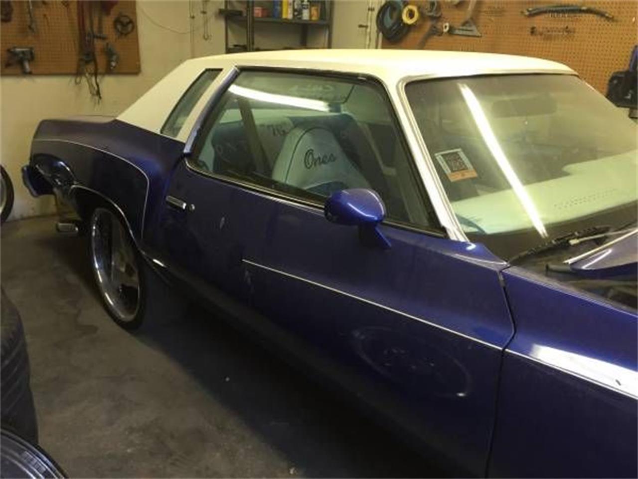 1976 Chevrolet Monte Carlo (CC-1124596) for sale in Cadillac, Michigan