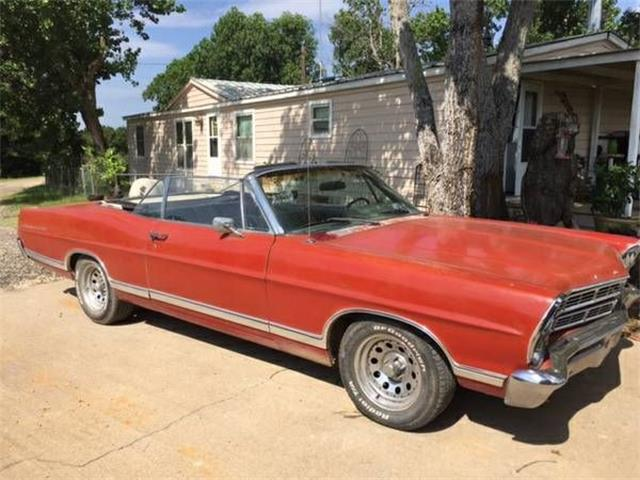 1967 Ford Galaxie 500 (CC-1120046) for sale in Cadillac, Michigan