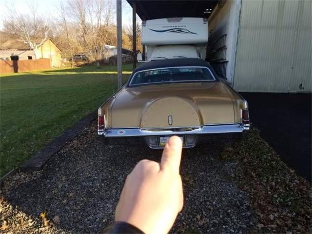 1969 Lincoln Continental (CC-1124603) for sale in Cadillac, Michigan