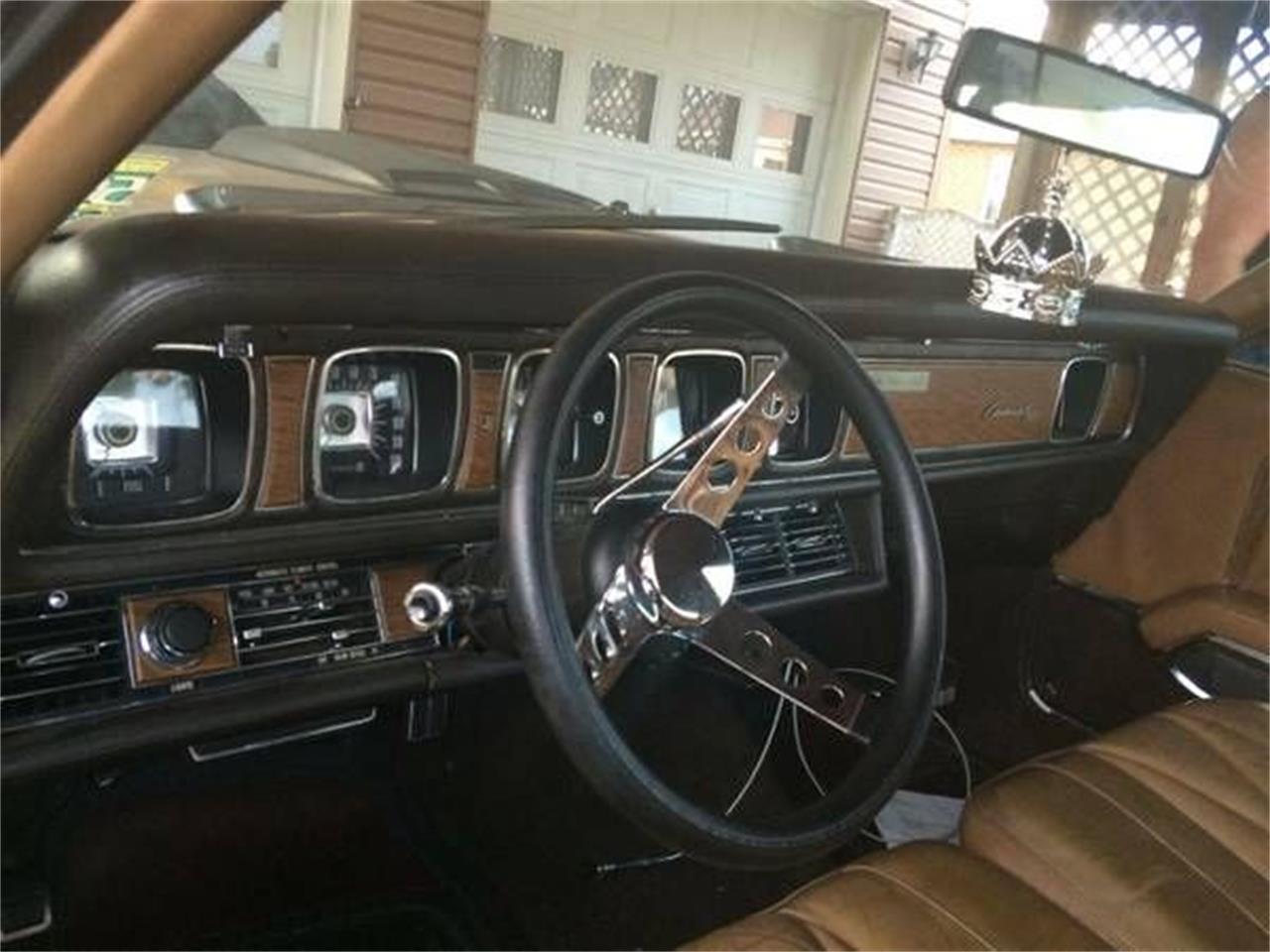 1969 Lincoln Continental (CC-1124603) for sale in Cadillac, Michigan