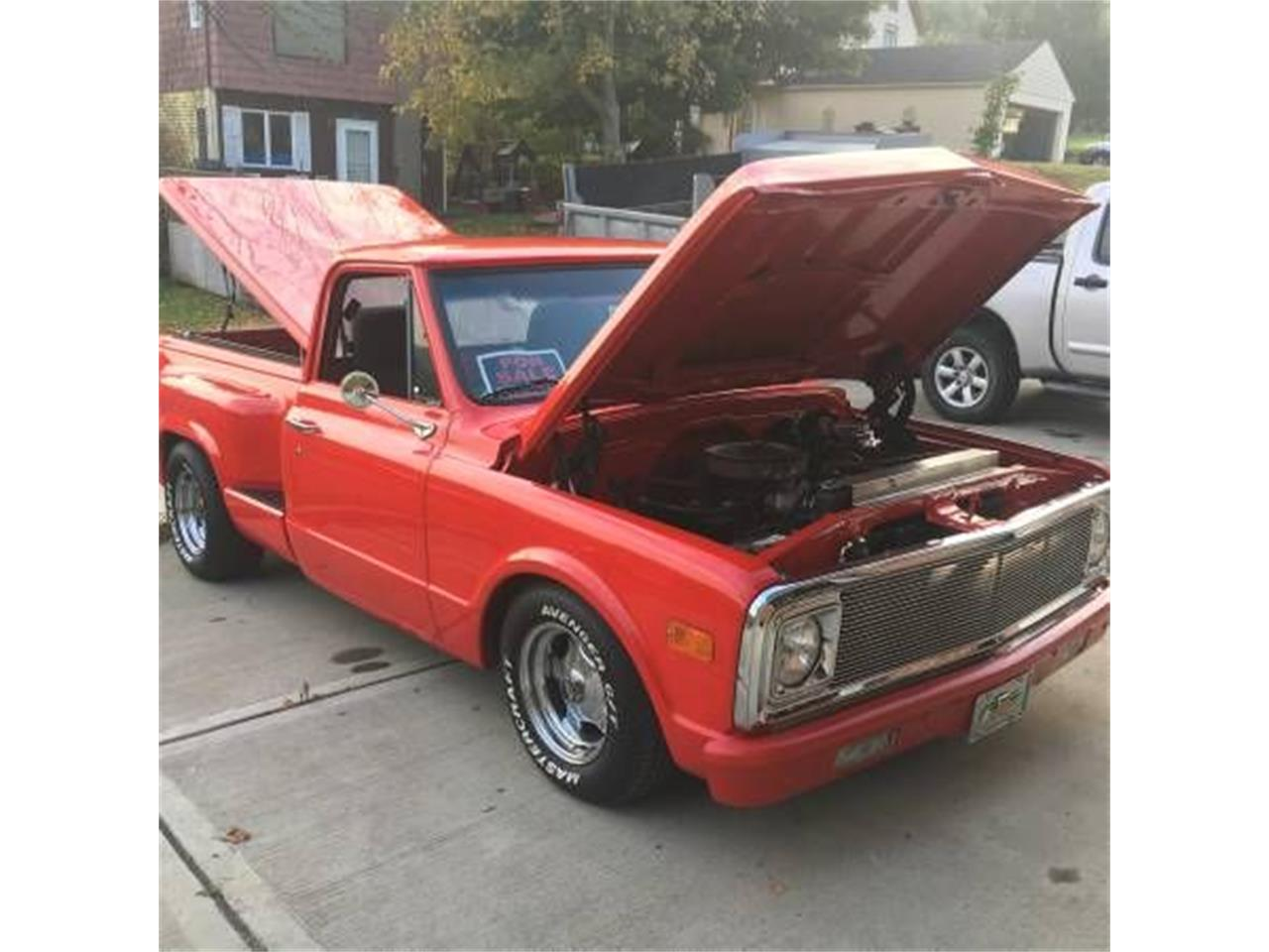 1970 Chevrolet C10 (CC-1124622) for sale in Cadillac, Michigan