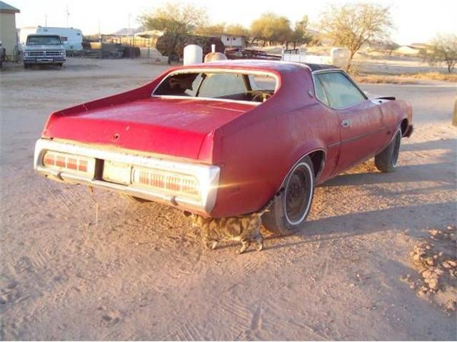 1973 Mercury Cougar (CC-1124623) for sale in Cadillac, Michigan