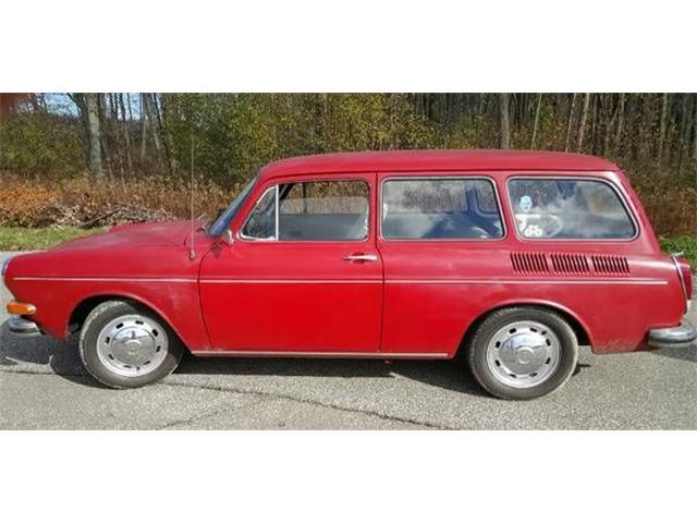 1973 Volkswagen Squareback (CC-1124639) for sale in Cadillac, Michigan