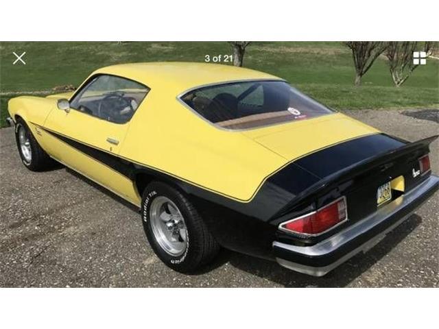 1974 Chevrolet Camaro (CC-1124641) for sale in Cadillac, Michigan