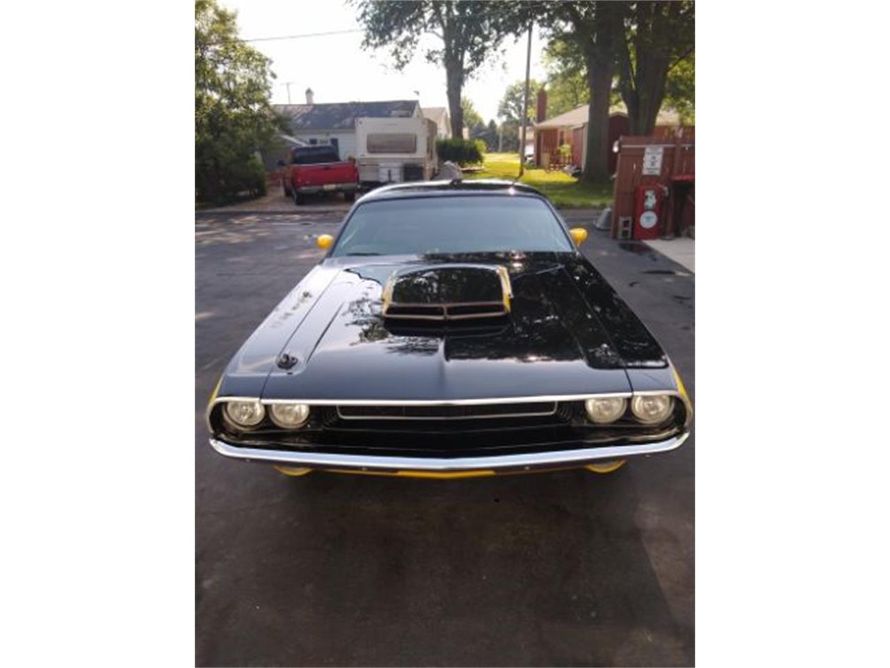 1973 Dodge Challenger (CC-1124664) for sale in Cadillac, Michigan