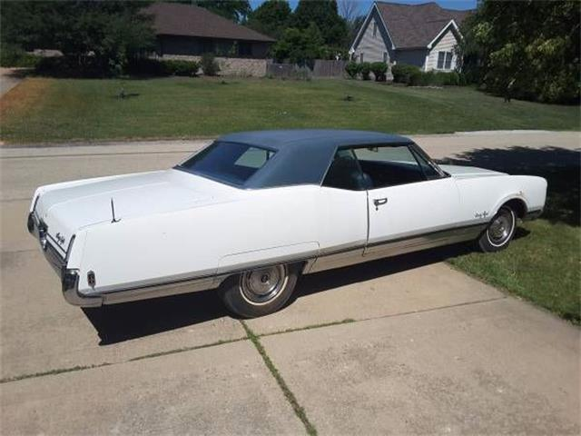 1968 Oldsmobile 98 (CC-1120467) for sale in Cadillac, Michigan
