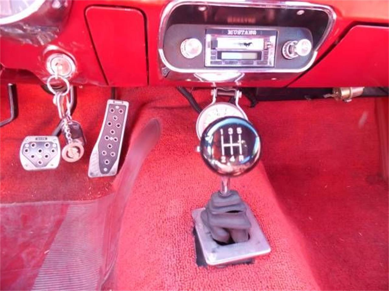 1967 Ford Mustang (CC-1124670) for sale in Cadillac, Michigan