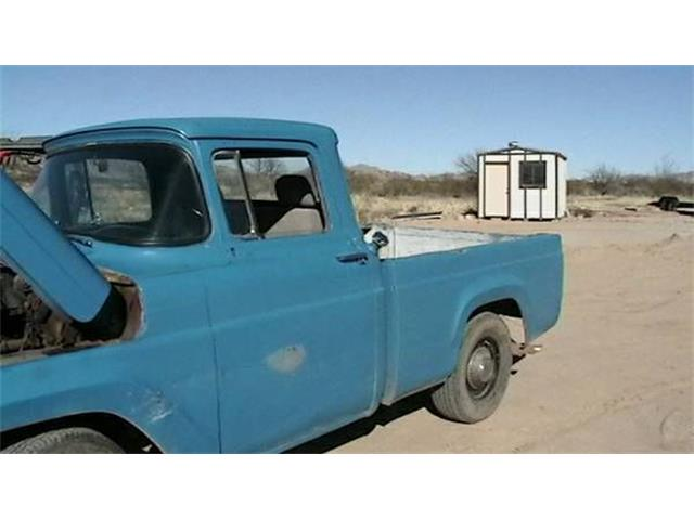 1957 Ford F100 (CC-1124676) for sale in Cadillac, Michigan