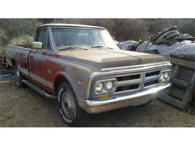 1970 GMC Pickup (CC-1124680) for sale in Cadillac, Michigan