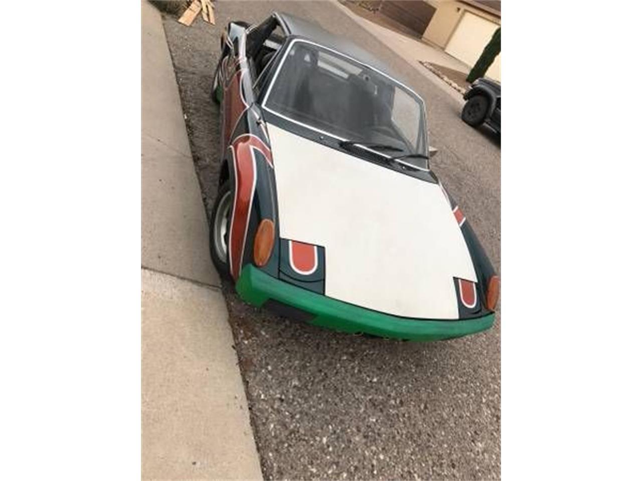 1973 Porsche 914 (CC-1124682) for sale in Cadillac, Michigan