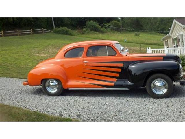 1947 Plymouth Coupe (CC-1124715) for sale in Cadillac, Michigan