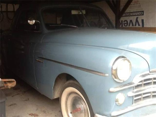 1949 Dodge Wayfarer (CC-1124718) for sale in Cadillac, Michigan