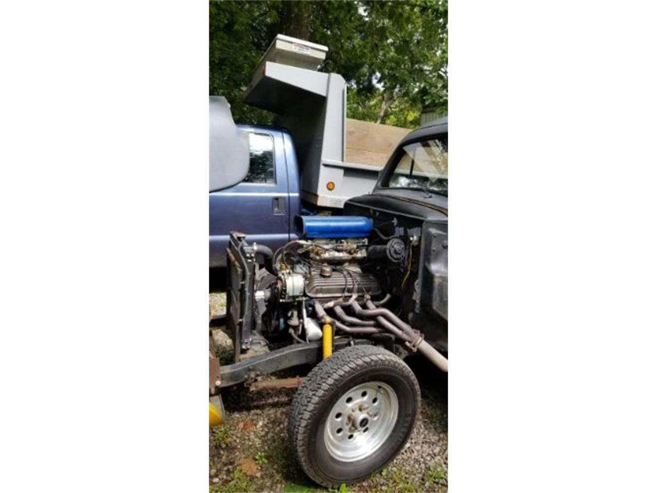 1949 Ford Panel Truck (CC-1124719) for sale in Cadillac, Michigan
