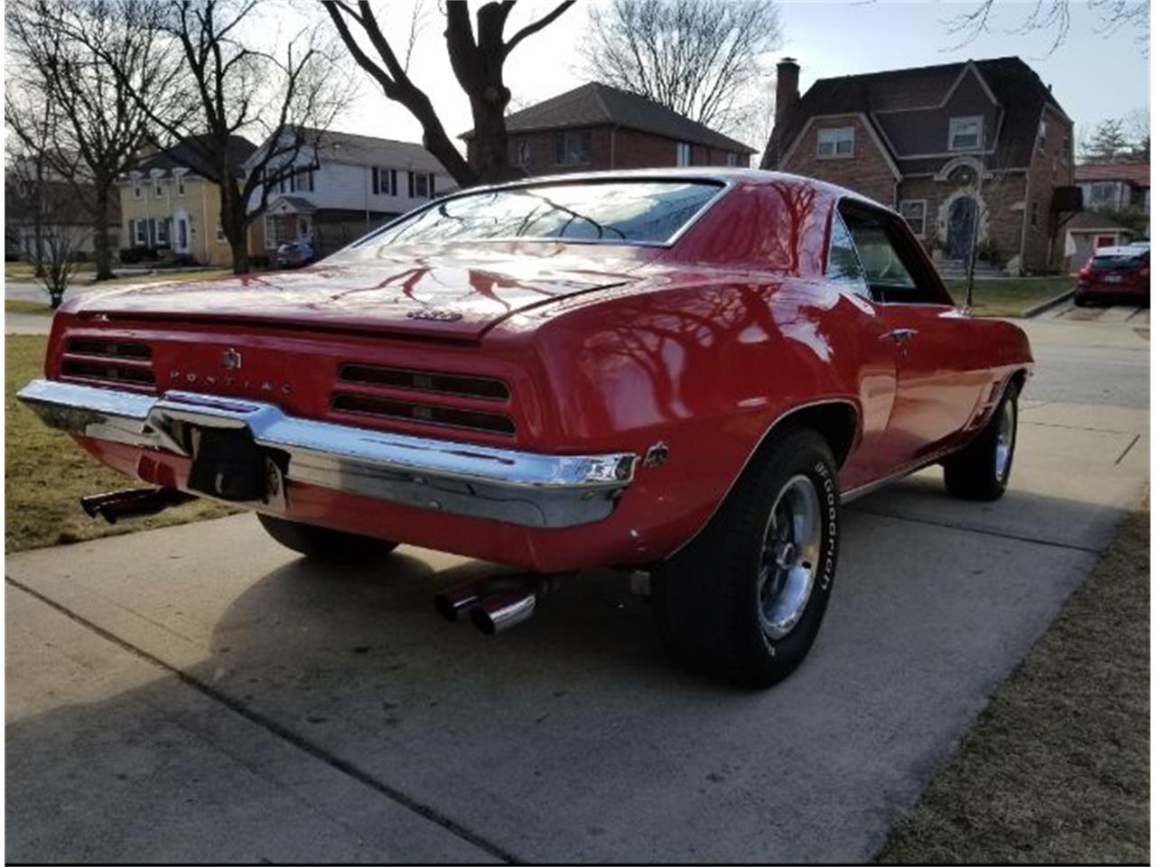 1969 Pontiac Firebird (CC-1124720) for sale in Cadillac, Michigan