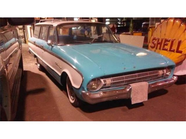 1961 Ford Falcon (CC-1124731) for sale in Cadillac, Michigan