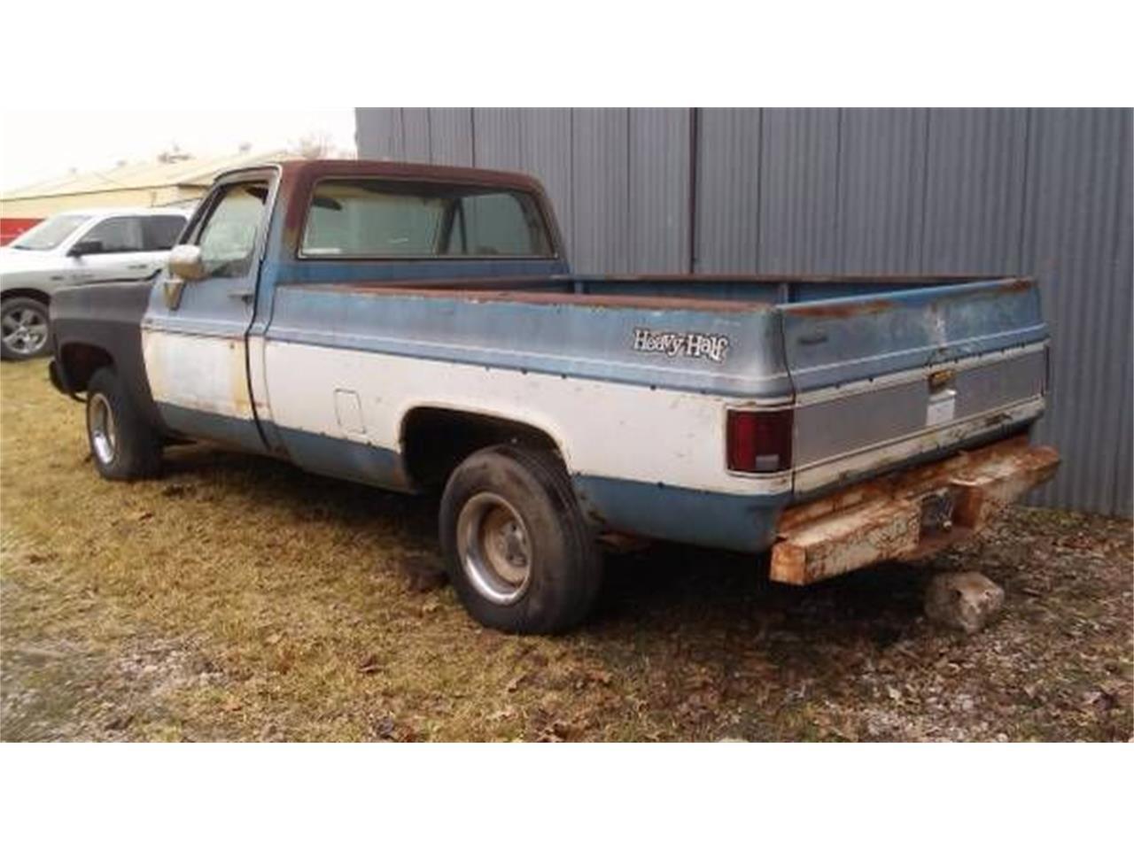 1980 GMC Sierra (CC-1124732) for sale in Cadillac, Michigan