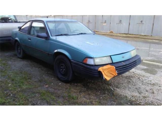 1993 Chevrolet Cavalier (CC-1124735) for sale in Cadillac, Michigan