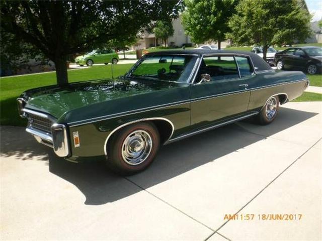 1969 Chevrolet Caprice (CC-1120474) for sale in Cadillac, Michigan