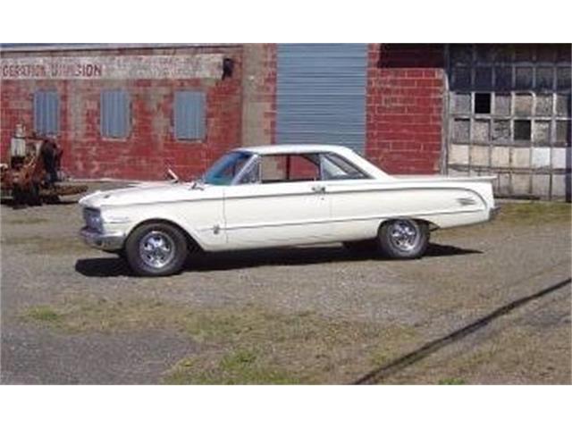 1963 Mercury Comet (CC-1124749) for sale in Cadillac, Michigan