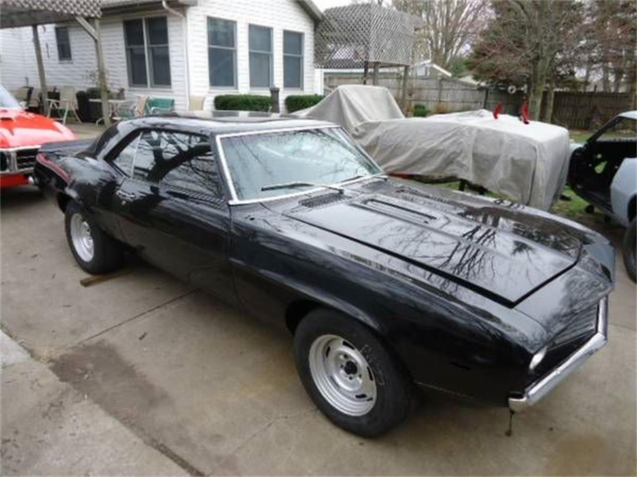 1969 Chevrolet Camaro (CC-1120475) for sale in Cadillac, Michigan